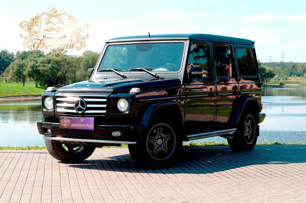Mercedes G6.3 AMG