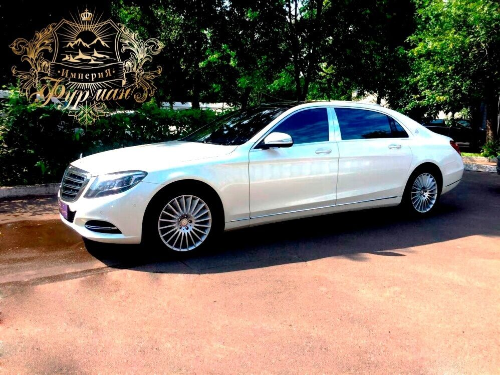 Mercedes Maybach W222