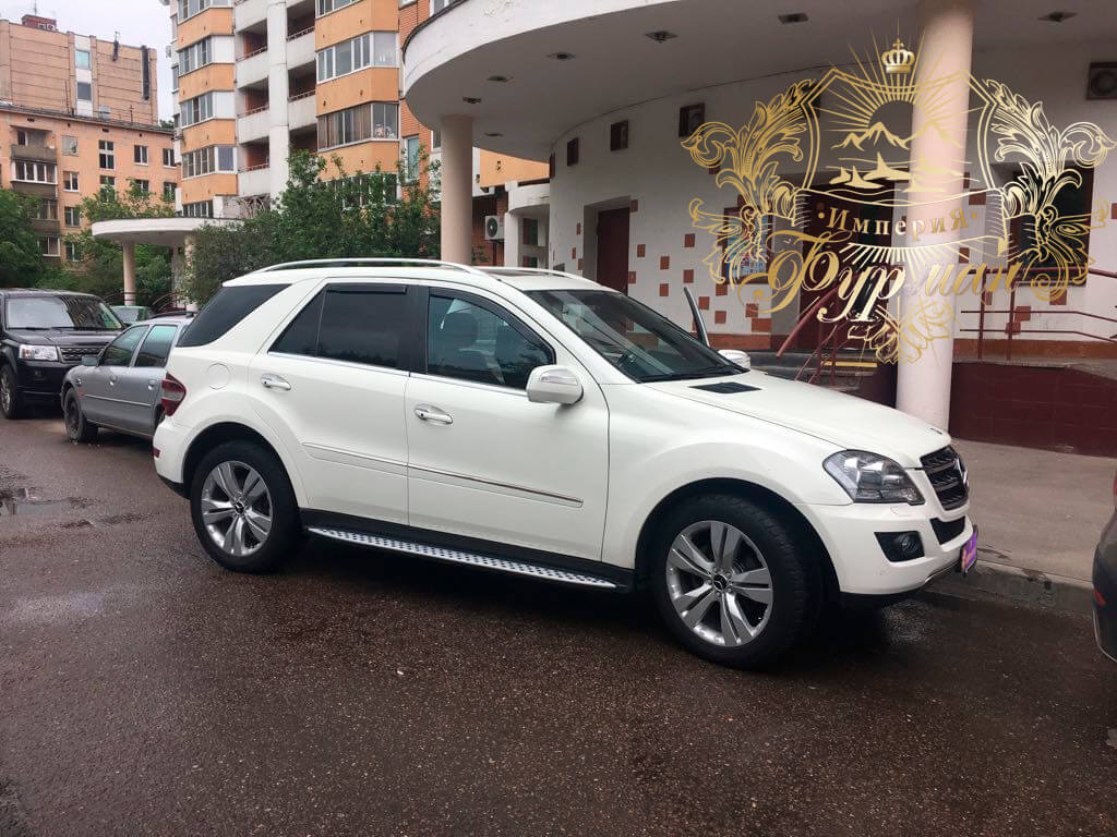 Mercedes ML/GL W 164 кузов